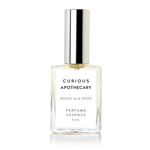 Bows and Eros perfume by Curious Apothecary. Arthouse rose