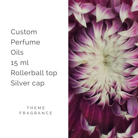 Themefragrance Custom Perfume Oil