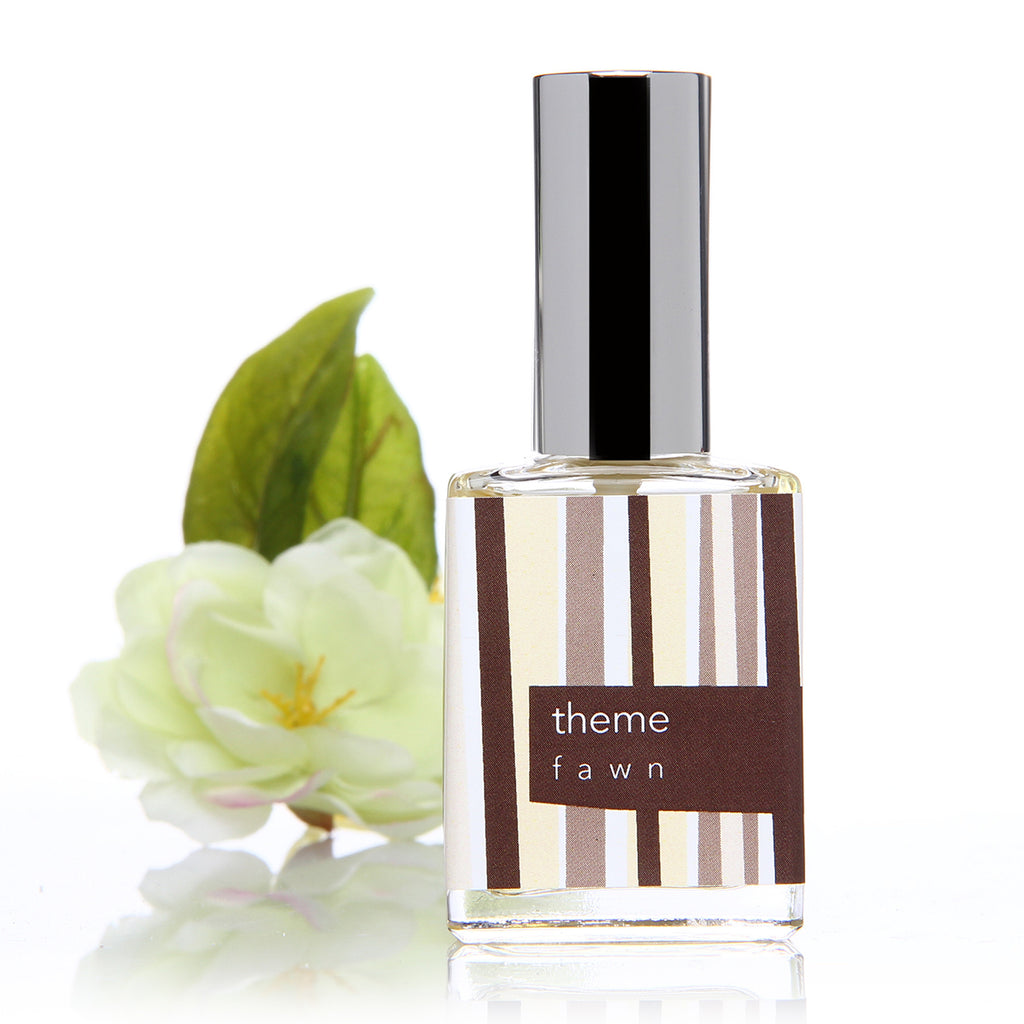 Theme Fawn ™ perfume spray. Madagascar vanilla, resins and woods. - theme-fragrance