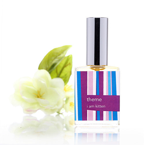 I am Kitten ™ perfume spray. Violet floral