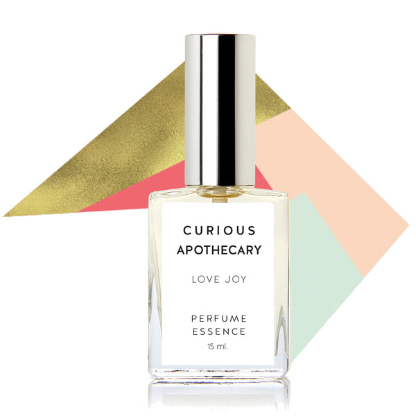 Love Joy perfume by Curious Apothecary / Theme Fragrance