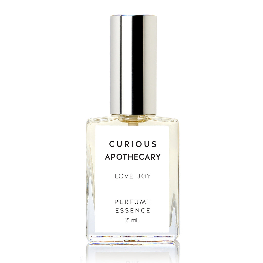 Love Joy perfume by Curious Apothecary. Pink Grapefruit