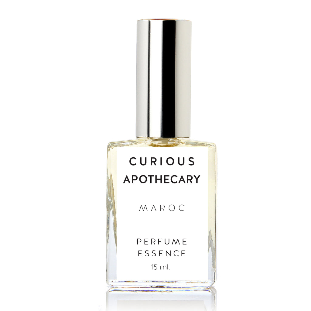 Maroc perfume by Curious Apothecary. Milky fig and spice - theme-fragrance