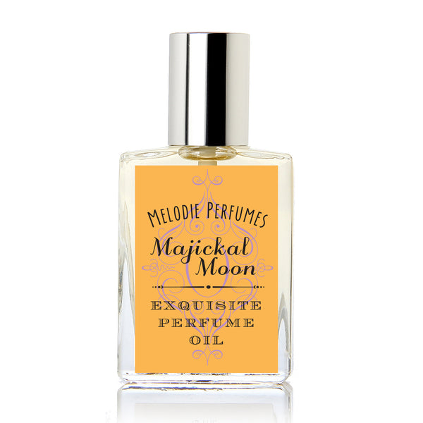 Majickal Moon ™ Exquisite Perfume oil. Melodie Perfumes. Pumpkin Lavender Herb at themefragrance.com
