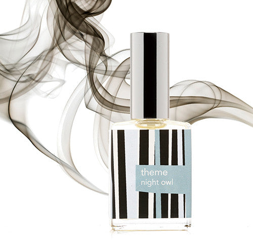 Night Owl ™ perfume spray. Smoke and Incense - theme-fragrance