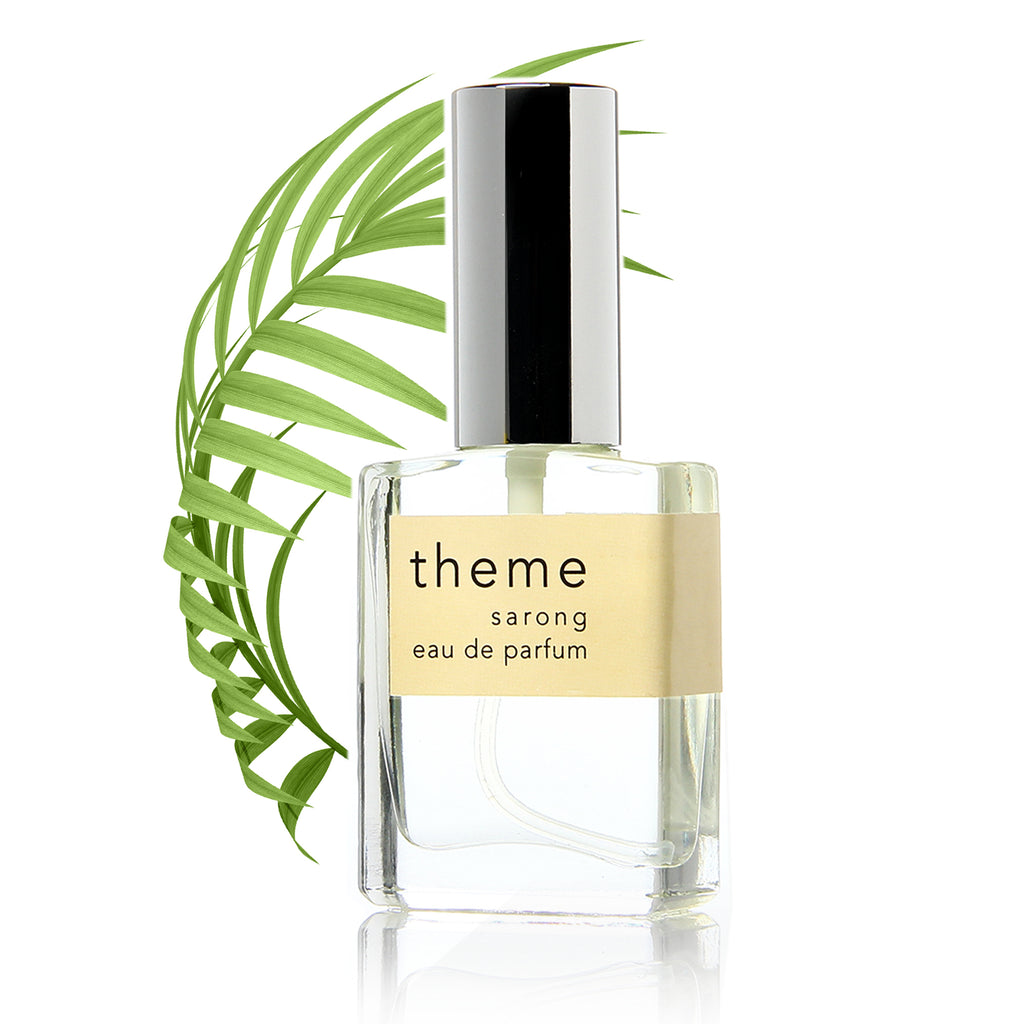 Sarong Perfume. Tropical Vanilla coconut. Top selling Best beach perfume - theme-fragrance