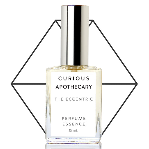The Eccentric Perfume by Curious Apothecary. Sophisticated Gourmand Vanilla perfume - theme-fragrance