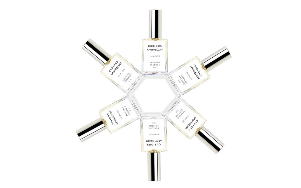 Luminos Perfume Vogue Editor Beauty pick by Curious Apothecary