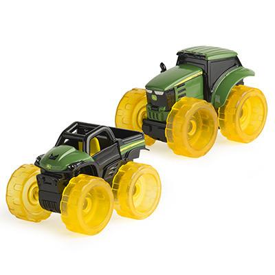 Monster Treads Mini Lightning Wheels Assortment