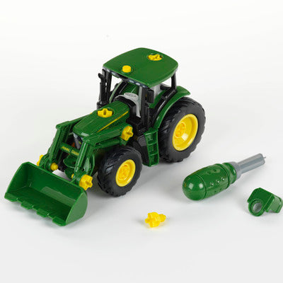 1:24 Tractor Front Loader & Weight