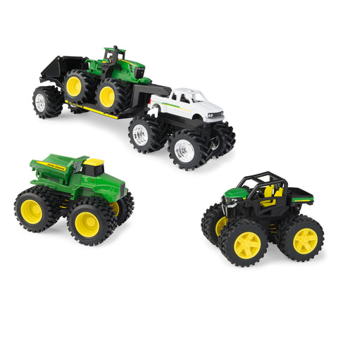 Monster Treads 5in Vehicle Set