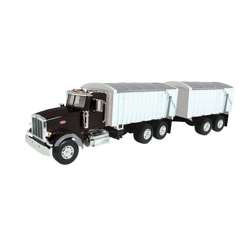 1/16 Big Farm Grain Truck with Pup Trailer