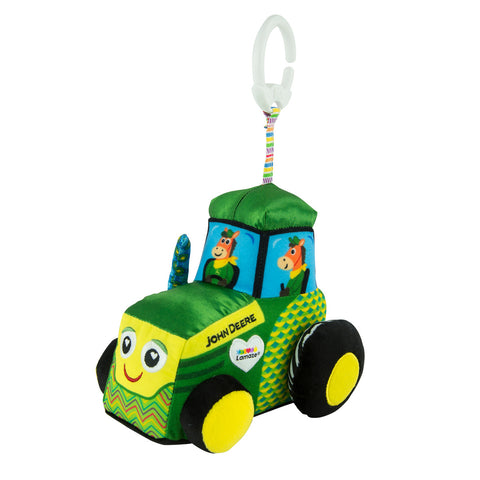 Lamaze Clip and Go Tractor
