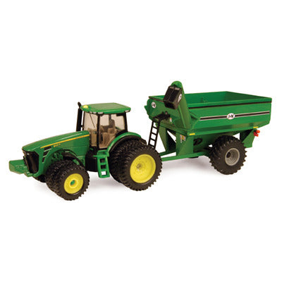 1/64 8320R Tractor with Grain Cart