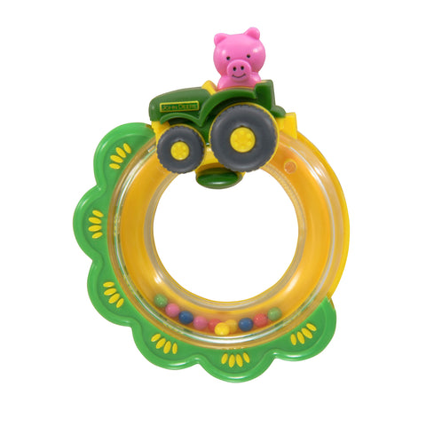 Tractor Ring Rattle