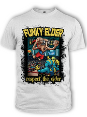 t shirt, designer t shirt, top rope elder t shirt, wrestling t shirt, cool t shirt, funny t shirt, funky elder t shirt