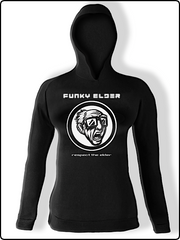 thermal hoody, funky elder thermal hoody, ladies hoody, ladies thermal hoody, funky elder screamer hoody,funky elder logo thermal hoody, womens thermal hoody