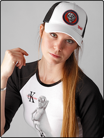 Womens Short-Bill Baseball Cap