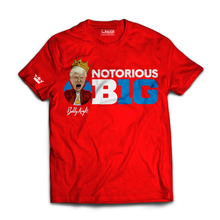 "Load image into Gallery viewer, Notorius ""Big Bobby"" T-Shirt"