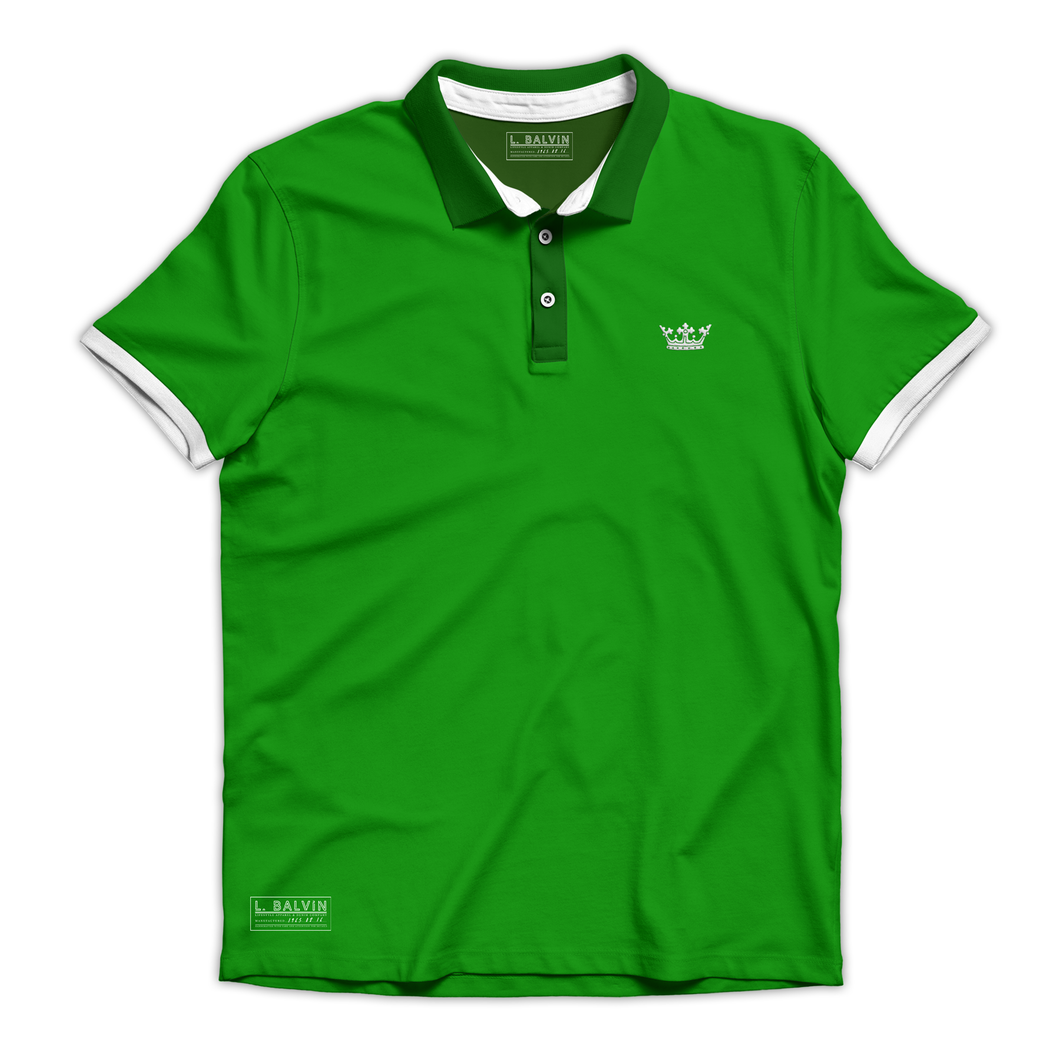 Classic Polo - Gang Green