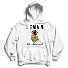 Load image into Gallery viewer, Balvin Bear Hoodie