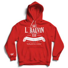 Load image into Gallery viewer, Big Logo Balvin Hoodie