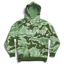 Load image into Gallery viewer, Camo Block Hoodie