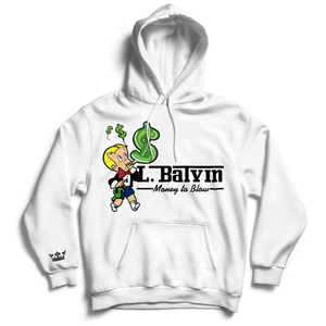 Money To Blow Hoodie
