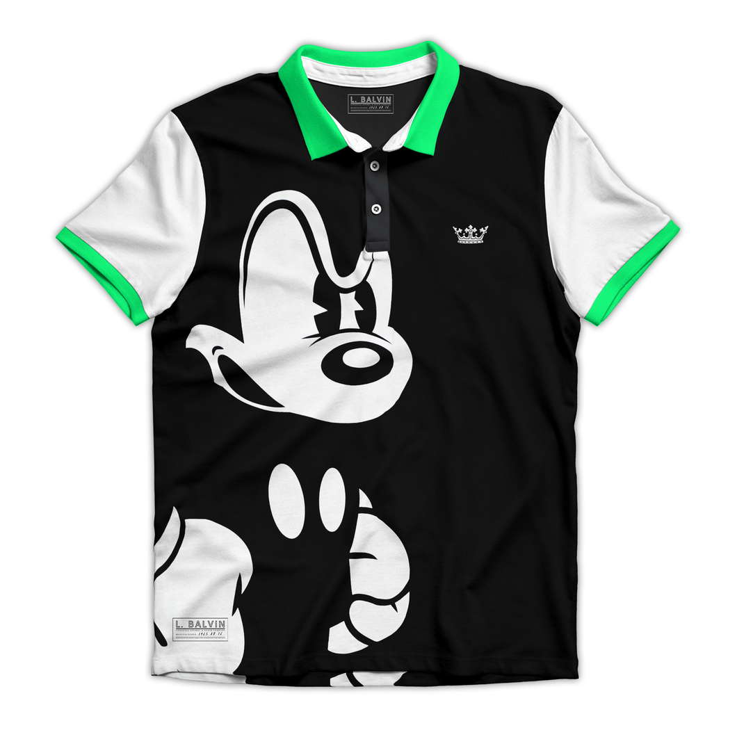 Classic Polo - Mad Mouse