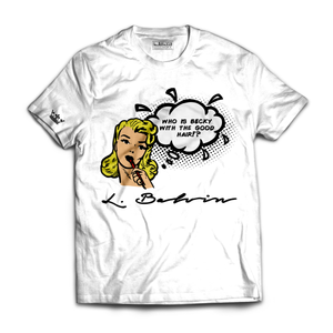 "Pop Art - Beyhive ""Becky"" T-Shirt"