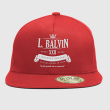 Load image into Gallery viewer, Classic Balvin Logo Snapback