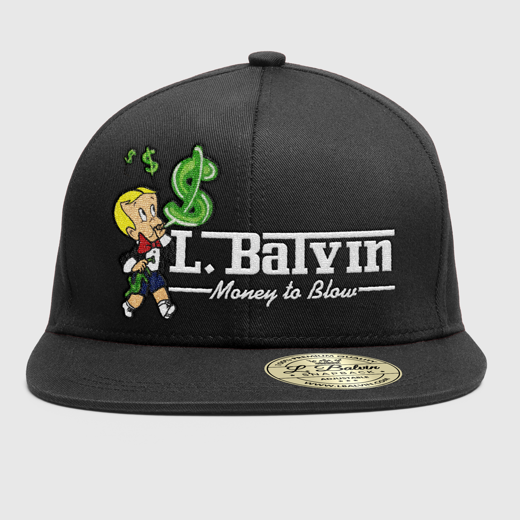 Money To Blow Snapback