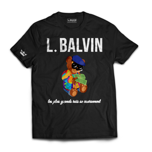 Balvin Bear T-Shirt