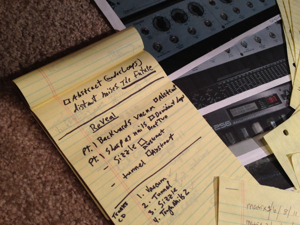 *SPECIALTY ITEM* ENATION STUDIO NOTES