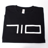 710 Shirt in Black or White