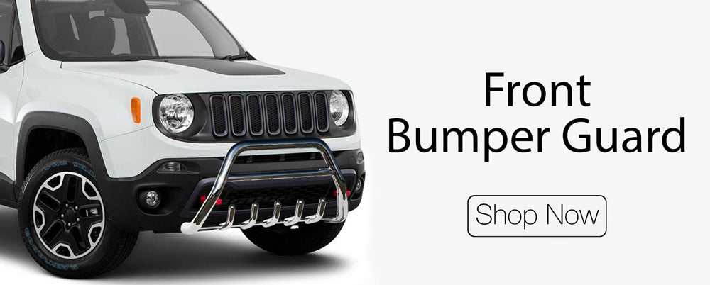 Front Bumper Guard - Exterior Car Accessories | Omac Usa