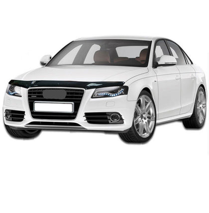 Omac usa - Bug Shield Hood Deflector Guard for Audi A4 S4 Sedan Avant 2009-2012 - Omac Shop Usa - Auto Accessories