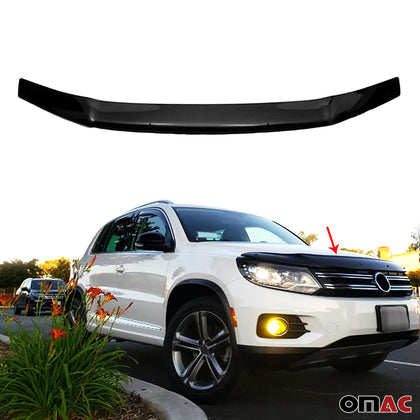 Hood Stone & Bug Deflector Shield for Volkswagen Tiguan Limited 2017-2018