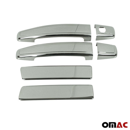 Chrome Side Door Handle Cover S.Steel for Chevrolet Sonic 2012-2019 Hatchback Omac Shop Usa - Auto Accessories