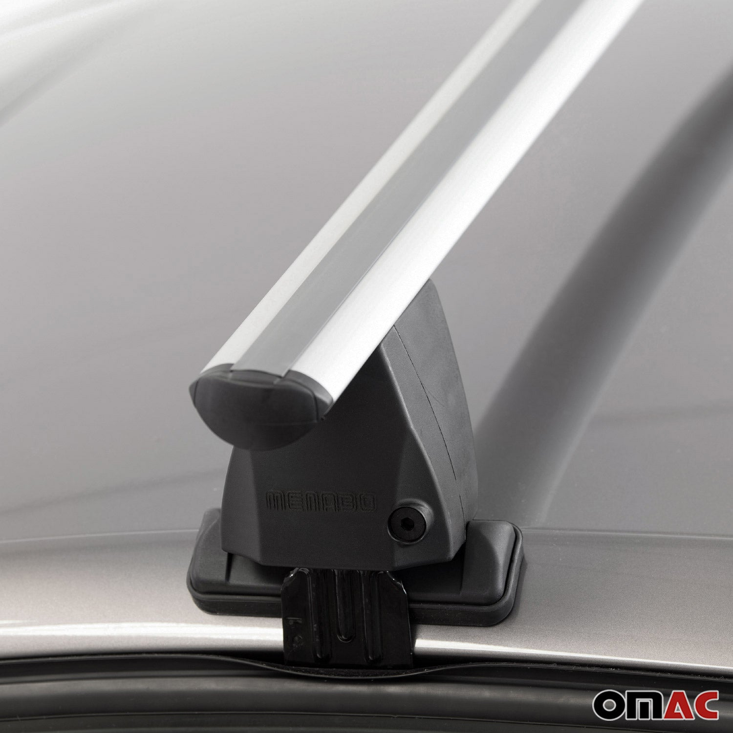 Smooth Roof Rack Cross Bar Luggage Carrier For MINI Cooper Hatchback 2001-2013