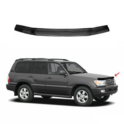 Front Bug Shield Hood Deflector for Toyota Land Cruiser J 100 1998-2007