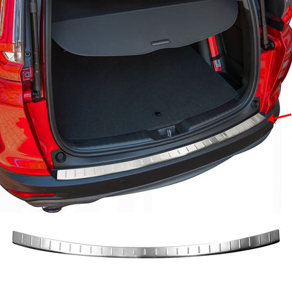 Fits Honda CR-V 2017-2020 Chrome Rear Bumper Guard Trunk Sill Protector S.Steel - Omac Shop Usa - Auto Accessories