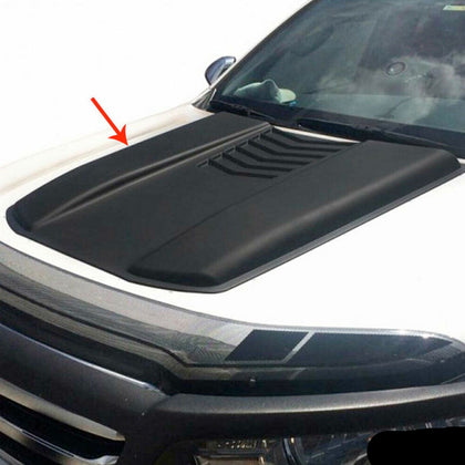Decorative Air Flow Intake Scoop Bonnet Vent Hood For GMC Canyon  2003-2012