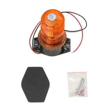 12V LED Warning Light Emergency Flashing Light Amber Color For Acura - omacusa.myshopify.com