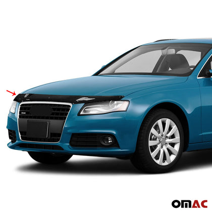 Bug Shield Hood Deflector Guard for Audi A4 S4 Avant Wagon 2009-2012
