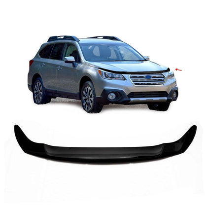 Front Bug Shield Hood Deflector Guard Protector for Subaru Outback 2015-2019