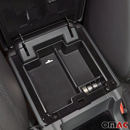Fits Range Rover Discovery Sport 2015-2019 Center Console Armrest Storage Tray Omac Shop Usa - Auto Accessories
