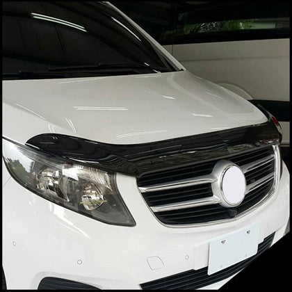 Front Bug Shield Hood Deflector Guard Protector For Mercedes Vito W447 2014-2018
