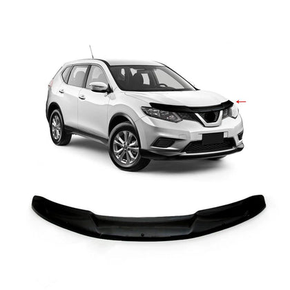 Bug Shield Hood Deflector Guard Bonnet Protector for Nissan Rogue 2017-2019 Omac Shop Usa - Auto Accessories
