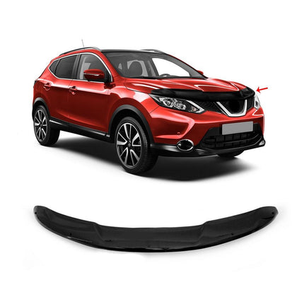 Hood Stone & Bug Deflector Shield Protector for Nissan Rogue Sport 2017-2019